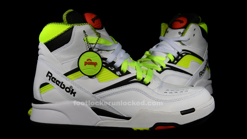 the reebok pump